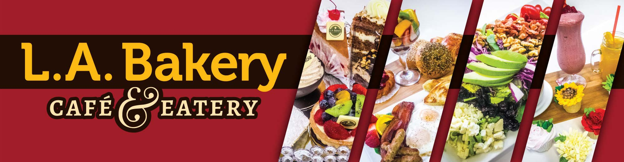 LA Bakery - Misc Products Banner